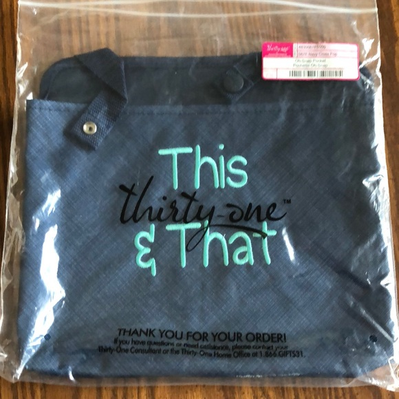 Thirty-One Gifts Oh-Snap Pockets